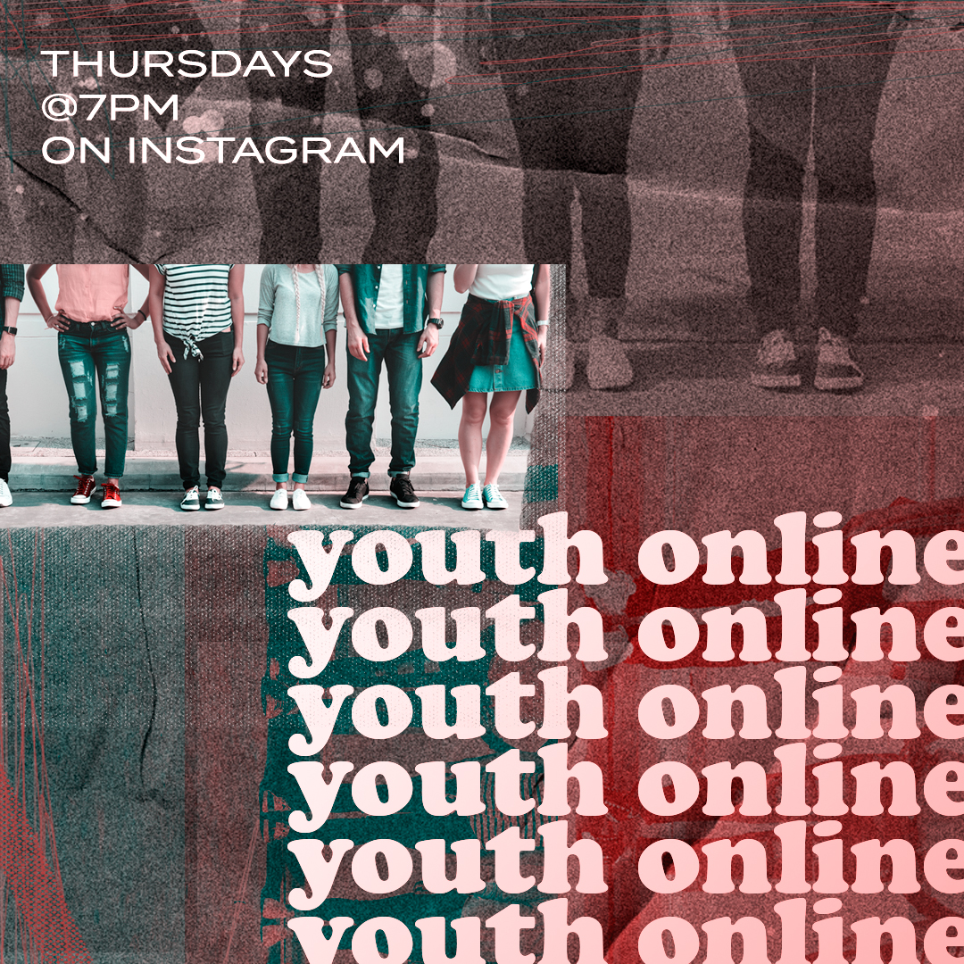 Youth Online - Live on  INSTAGRAM