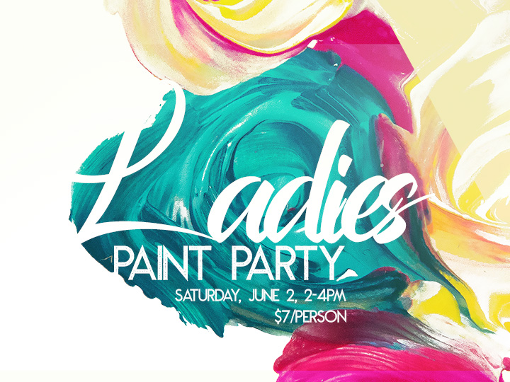 Ladies Painting Party